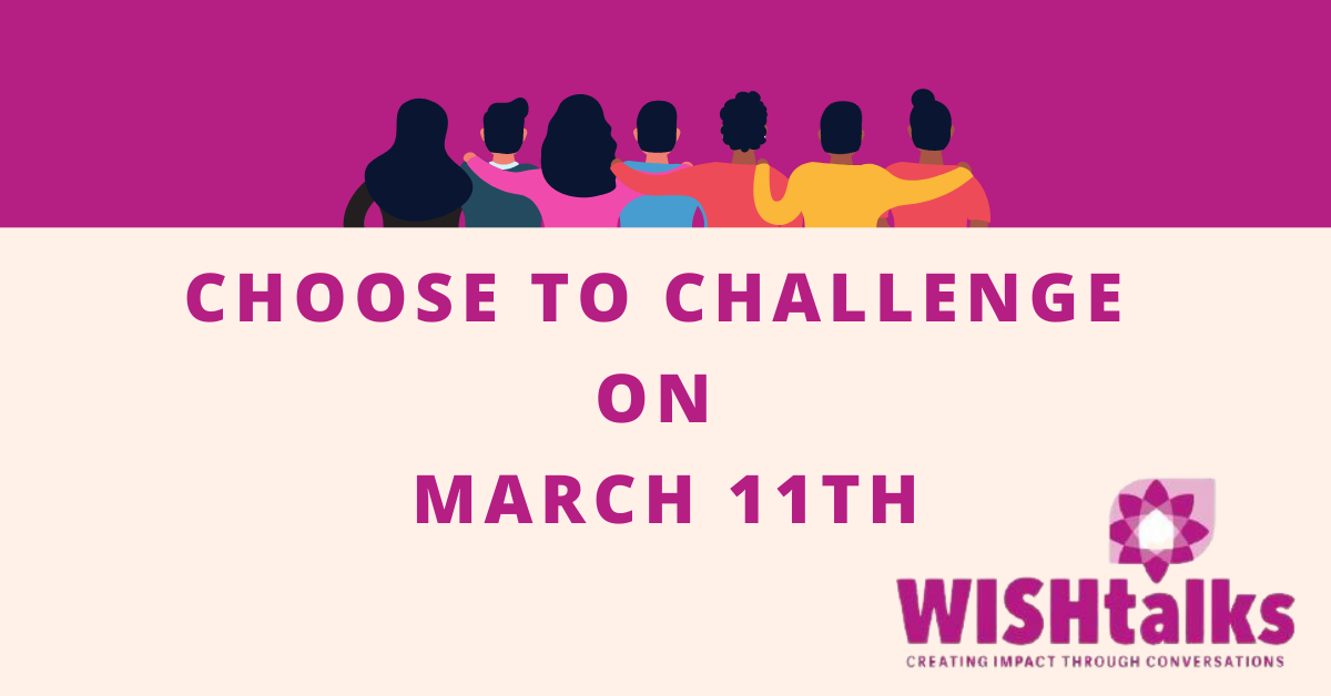 WISH Talks – International Women's Day